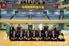 59th All Japan Police KENDO Tournament_016