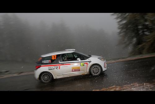 Rallye International du Valais 2012