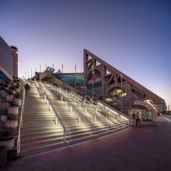 San Diego Convention Center photo by Chimay Bleue