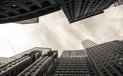 New York Abstract Architecture photo by danielfoster437