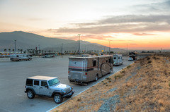 Casino Camping in Cabazon