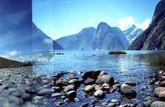 Milford Sound New Zealand photo by yipchoonwai