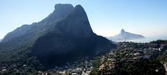 Pedra da Gávea. Ao fundo..... os Dois Irmãos. Rio de Janeiro, Brasil photo by Rubem Jr