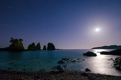 Moonlight in Minokakeiwa [Explore] photo by -TommyTsutsui- [nextBlessing]