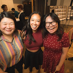 Pictured: Melissa Ng, Aurora Adachi-Winter and Carol Ann Tan. Photo by Joe Mazza—Brave Lux inc.