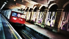 Tube train photo by scott1723