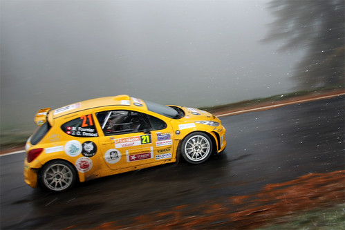 Rallye International du Valais 2012