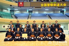 59th All Japan Police KENDO Tournament_015