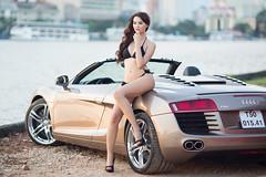 Audi R8 Spyder photo by vikhoa
