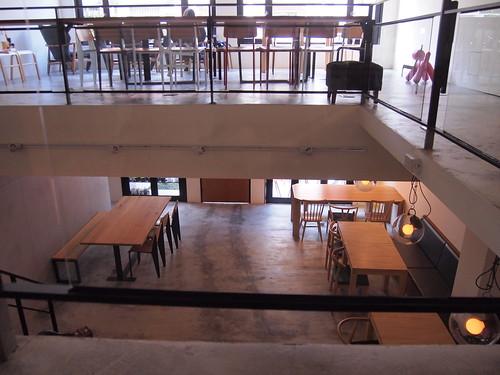 20121006 上樓看看Arthere Café@台北