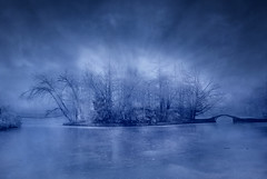 Frozen island photo by TouTouke - Nightfox
