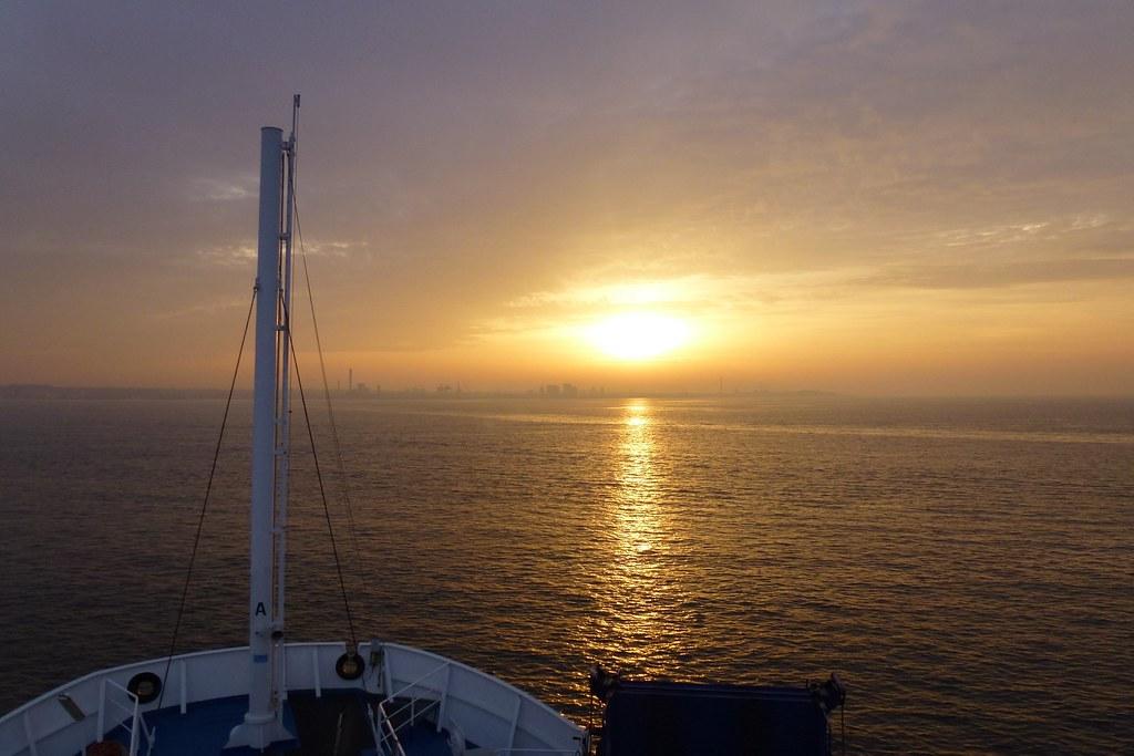 Færgefart P1040141