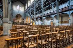 Église Notre-Dame-du-Travail #2 photo by www.fromentinjulien.fr