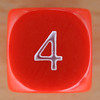Red Dice Number 4