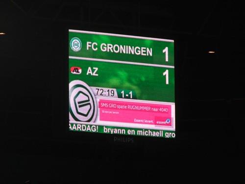 8195082175 16047f6df7 FC Groningen   AZ 1 1, 17 november 2012