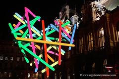 Festival of Lights / Fête des Lumières, Lyon 2012 photo by My Planet Experience