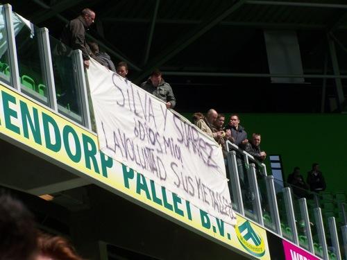 8226982916 4d723db9fb FC Groningen   Ajax (brand Euroborg), 13 april 2008