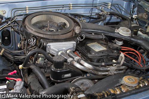 Mark Valentine Photography: 1984 Nissan Datsun 720 – Thermostat
