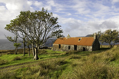 Suisnish, Highland Clearances photo by Keartona