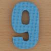 Foam Number 9