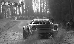 Steve Perez - Lancia Stratos RAC Rally 2012 photo by Ben_Gilbert1