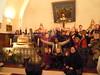 Chapelle ND de pitié chaque matin apres les laudes et la messe acceuil ici les enfants de veynes