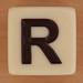ZIP-IT! Dice Letter R