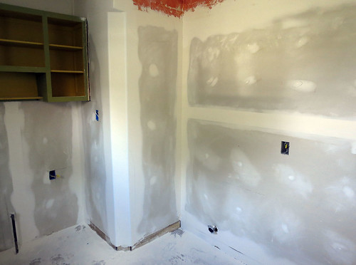 Dry Wall Up