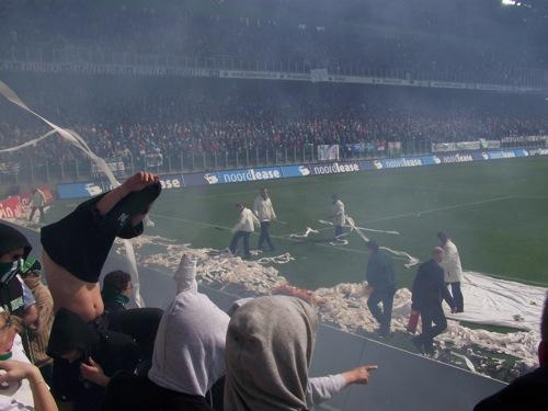 8225909773 f44257cefa FC Groningen   Ajax (brand Euroborg), 13 april 2008