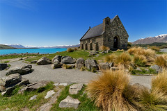Lake Tekapo, Canterbury, New Zealand photo by Bass Photography