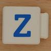 LINGO Letter Z