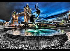 London Dolphin Tower Bridge photo by Edwinjones