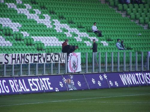 8226983166 8a4084f182 FC Groningen   Ajax (brand Euroborg), 13 april 2008