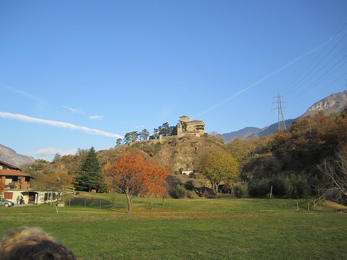 il castello di montestrutto