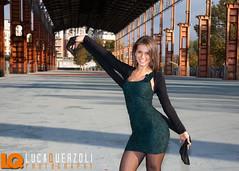 Passo di Danza - Book in esterna con Laura photo by Luca Querzoli Fotografo alias LQ Photographer