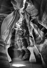 Antelope Canyon photo by Irwin Scott