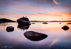 Bonsai Rock - Lake Tahoe photo by Blu3ness
