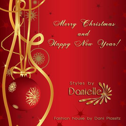 Danielle Christmas Card 2012