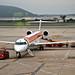 Ibiza - Esperendo la llamada para subir al avion
