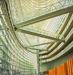 Tokyo international forum photo by BUN world