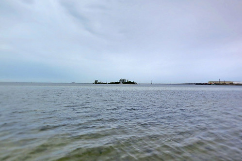 Grey day on Tampa Bay