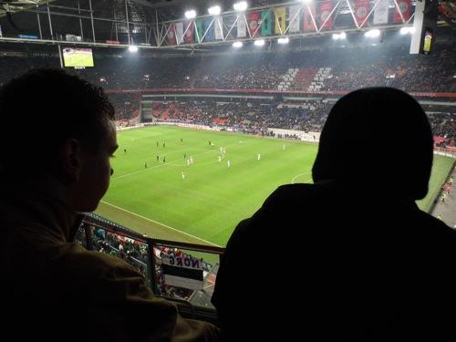 8258635782 f5edeca42f Ajax   FC Groningen 2 0, 8 december 2012