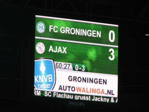 8293803228 a67c15c5a5 FC Groningen   Ajax 0 3, 20 december 2012 (beker)
