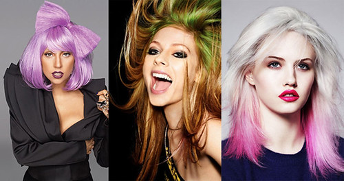 Lady Gaga-Avril Lavigne-Charlotte Free
