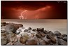 Ostsee Gewitter photo by PhotoArt Hartmann