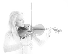 82/365 (2013): A Girl and Her Violin photo by Kevin Riggins Photography