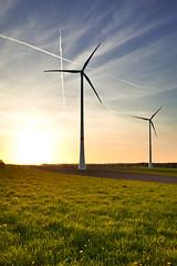Vestas V112 windturbines at windfarm Bischberg, Germany photo by Rockenbauer K.