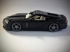 Jaguar XKR-S photo by LEGO Bro