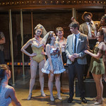 Cast of SWEET CHARITY at Writers Theatre. Photo by Michael Brosilow.
