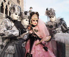 Venice Carnival - Carnevale veneziano photo by SissiPrincess